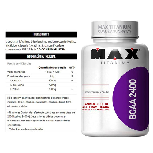 combo completo academico definição muscular - max titanium