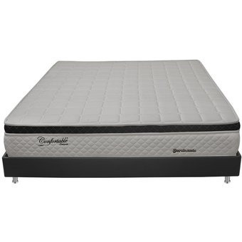 !combo confortable up king! colchon confortable up 200x200+b