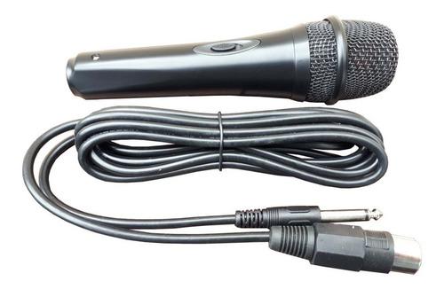 combo consola potenciada 4 canales bt + 2 bafles 500w + mic