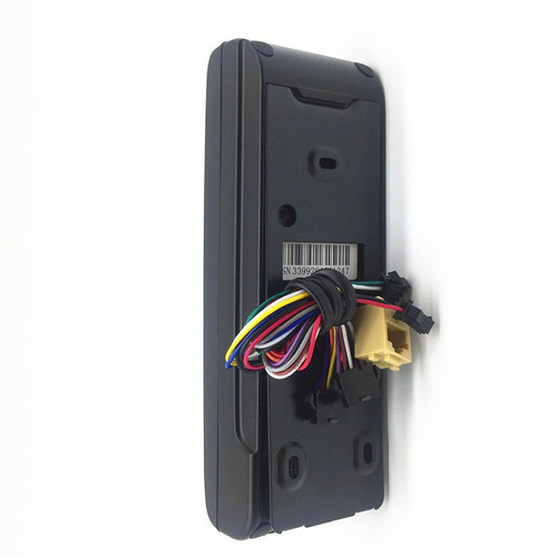 combo control acceso biométrico tf1700 zkteco apto exterior