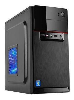 combo coolmax atx fuente atx 550w mouse teclado parlante