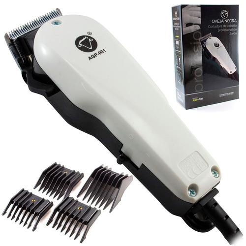 combo cortadora de pelo + tijeras peluqueria + navaja + capa