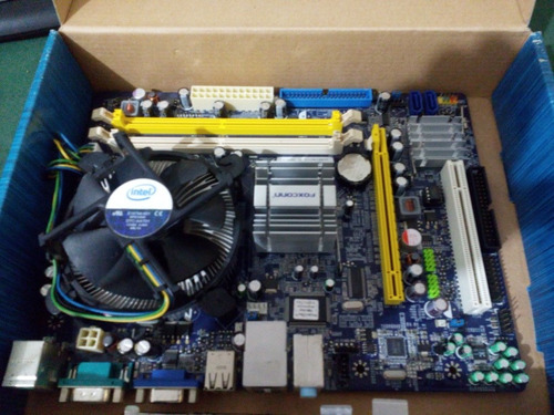 combo ddr2 775 foxconn