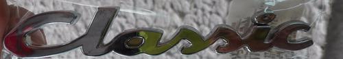 combo de 4 emblemas renault + megane + 2 classic envio grati