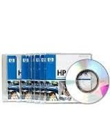combo de 6 mini dvd-r 4x hp  1,4 gb data 30 min.video (sp)