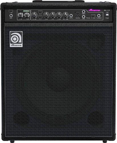 combo de bajo ampeg ba 115 v2, garantia / abregoaudio