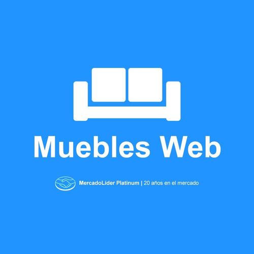 combo de bajo mesada + aéreo blanco - muebles web