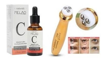 combo de belleza acido hialuronico +cerum + contorno +regalo
