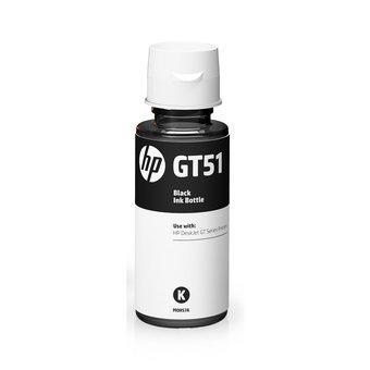combo de botella de tinta hp gt51- negro x2 unidades