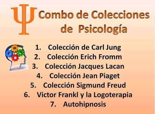 combo de colección de psicologia (mas de 40 temas)