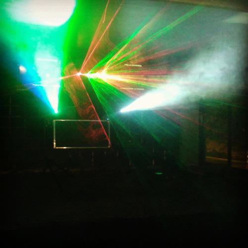 combo de dj sonido e iluminacion promocional