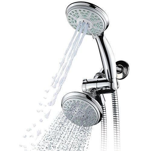 combo de ducha y ducha de mano slimline de hotelspa 24 confi