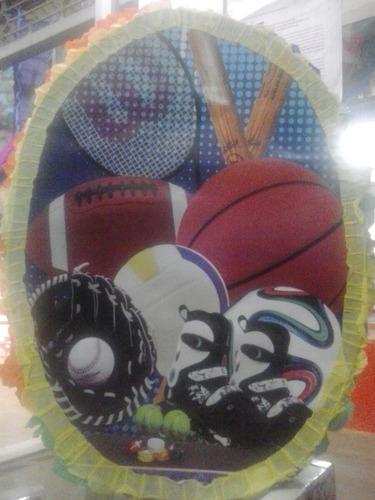 combo de fiesta infantil deportes fútbol béisbol