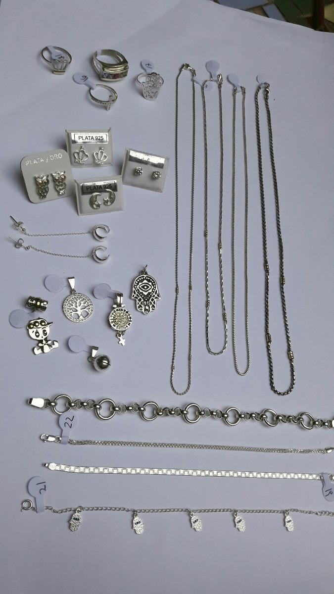 6e3cf1f548e1 combo de joyas por mayor plata 925 oro 18k para revender. Cargando zoom.