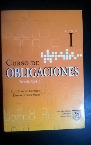 combo de libro de obligaciones de maduro luyando.  año 2012