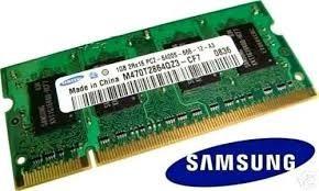 combo de memoria para laptop y mini laptop ddr3 1gb samsung