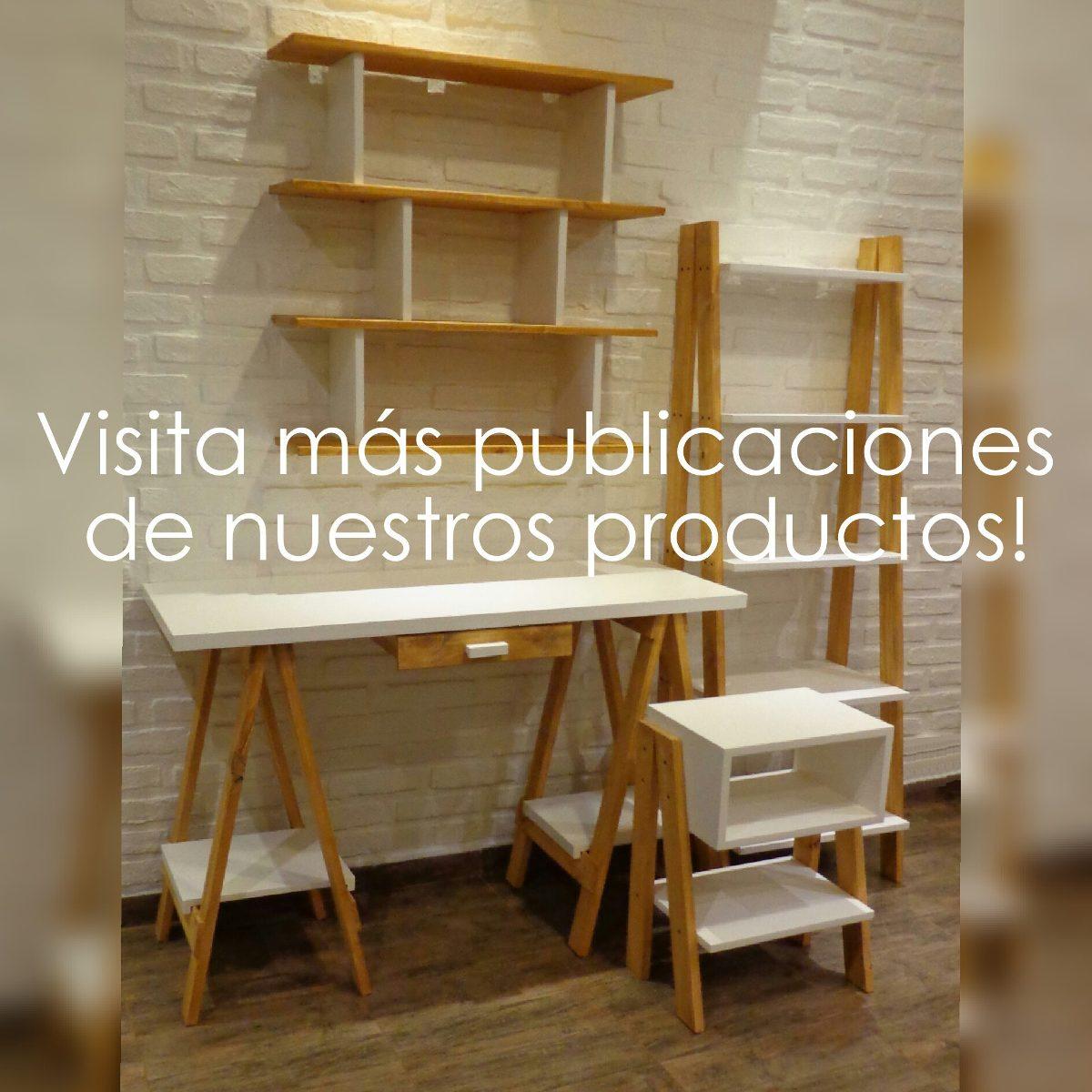 Combo De Muebles Nordicos 7 659 00 En Mercado Libre # Muebles Nordicos