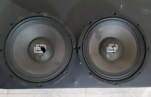 combo de sonido completo profesional carro audio soundcar