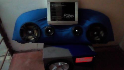 combo de sonido para carro