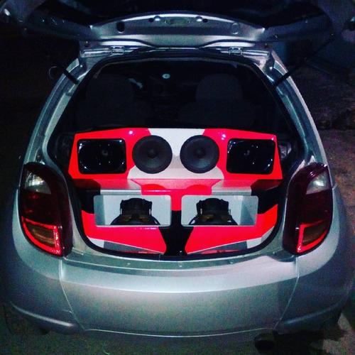 combo de sonido para ford ka