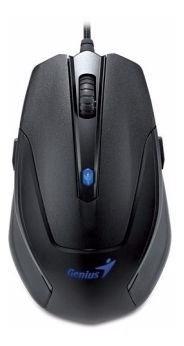 combo de teclado y mouse gamer genius km - g230