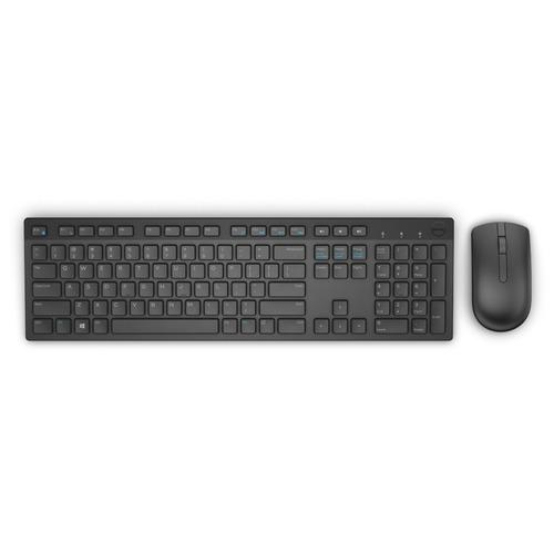 combo de teclado y mouse inalámbricos  dell modelo km636