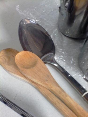 combo de utensilios de cocina
