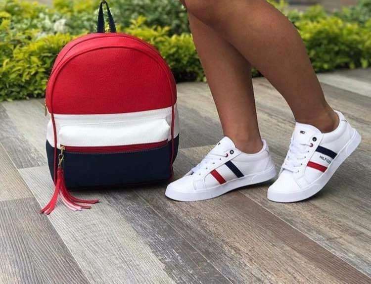 9a98bbb276dfe Combo De Zapatos Tommy Mk Para Dama - Bs. 0