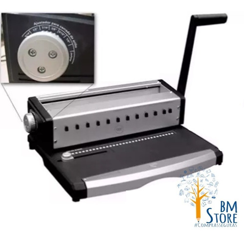 combo engargoladora espiral+ enmicadora +guillotina+95 micas