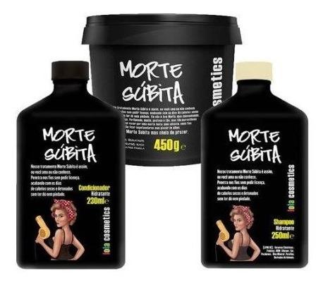 combo especial  morte súbita lola cosmetics + brinde (3itens