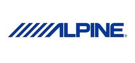 combo estereo alpine ine w960 hdmi+parlantes alpine 1325 sxe