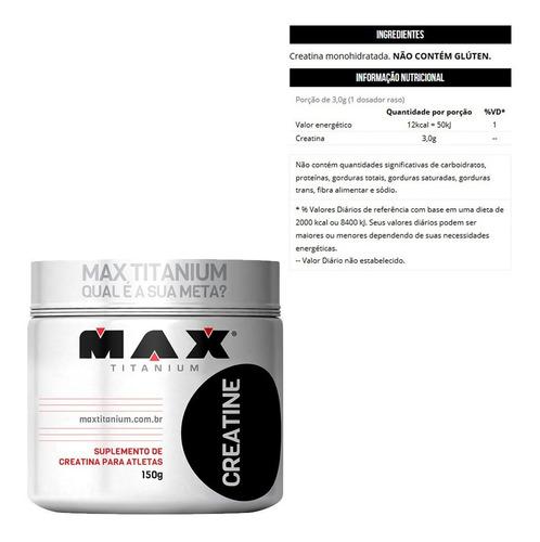 combo feminino ganho de massa muscular - max titanium