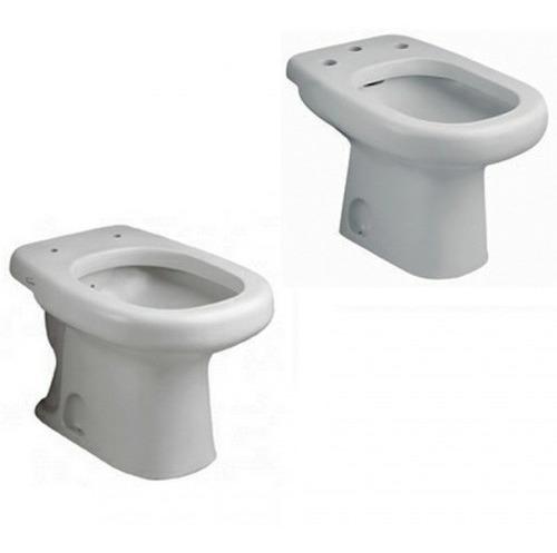 combo ferrum adriatica bidet inodoro corto baño completo set