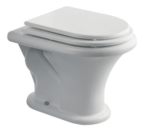 combo ferrum murano inodoro corto bidet tapa asiento suave