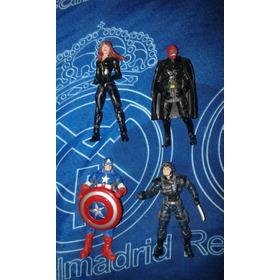 Combo Figuras Marvel Avergers