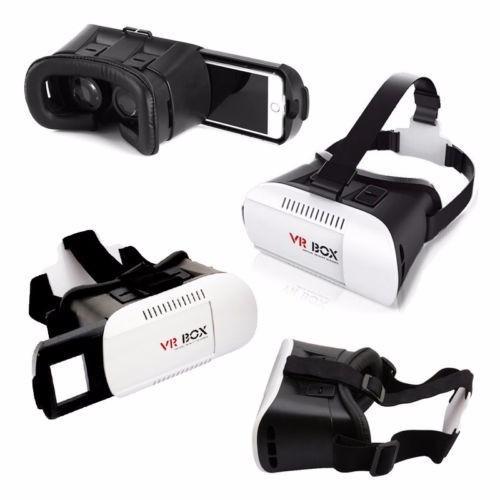 combo gafas 3d realidad virtual vr box 2.0 + control lentes