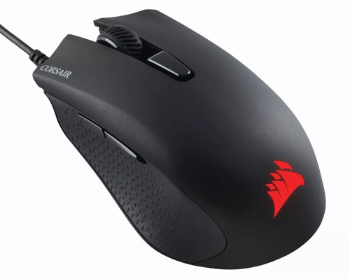 combo gamer corsair teclado k55 rgb & mouse harpoon rgb