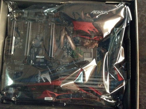 combo gamer placa aorus, cpu intel g4400 y 4gb ddr4 memoria