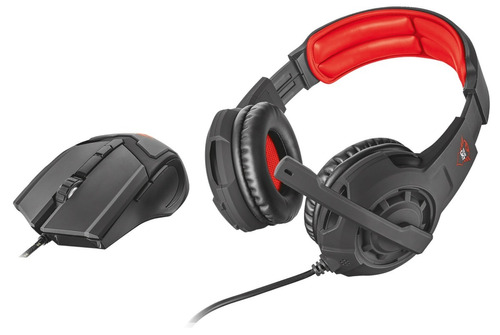 combo gamer trust gxt 784 audifonos + mouse / phone store