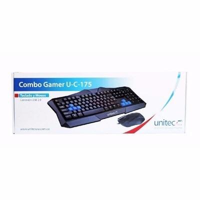 combo gamer unitec uc175