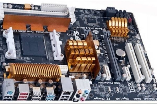 combo gaming tarjeta madre am3 deluxe a970 y procesador x6