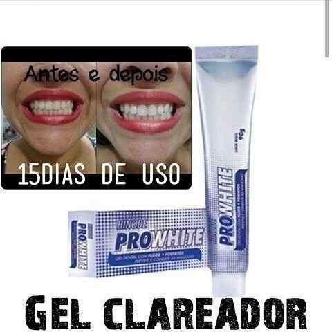 Combo Gel Pasta Clareamento Dental Hinode Prowhite Compre Ja R