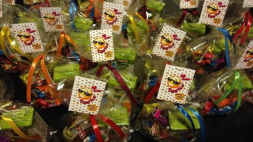 combo golosinas 20 niños -listo para entregar personalizados