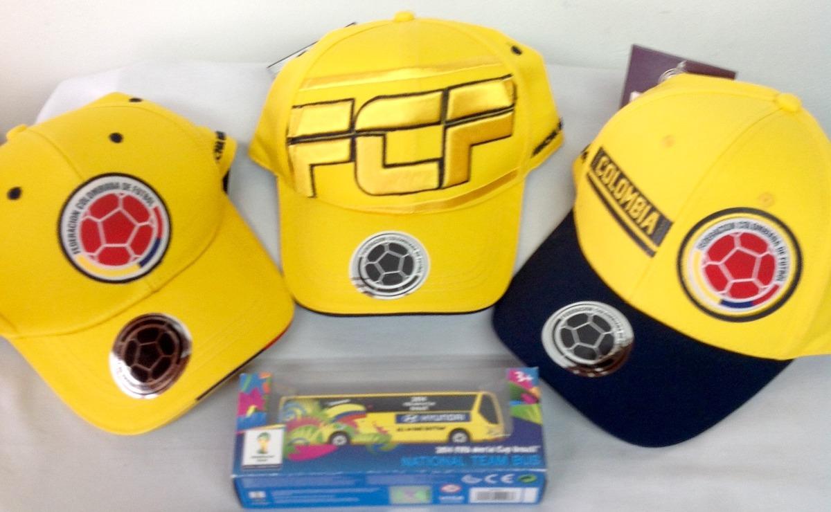 f8b50c764da97 gorra adidas seleccion colombia 2014