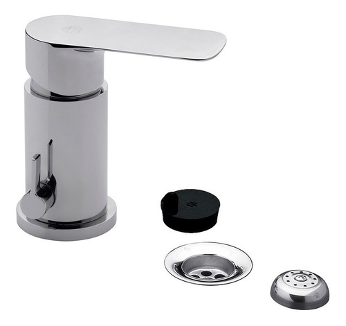 combo grifería fv coty lavatorio alto, bidé y ducha c/t emb