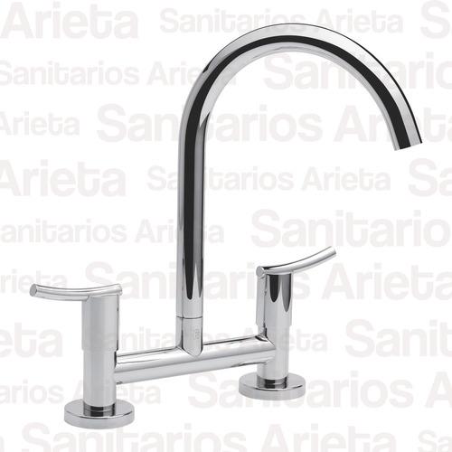 combo griferia fv libby lavatorio bide ducha + 428/39 cs1792