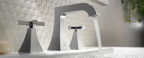 combo griferia fv urbano cruz lavatorio bidet ducha bañera