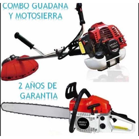 Combo Guadaña Y Motosierra American Tools