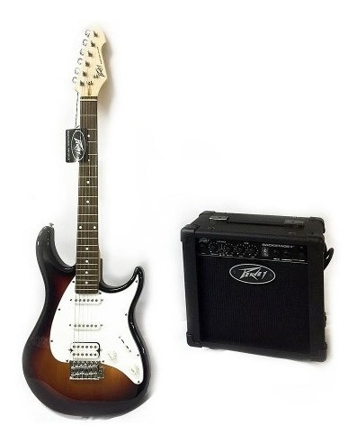 combo guitarra amplificador accesorios peavey raptor