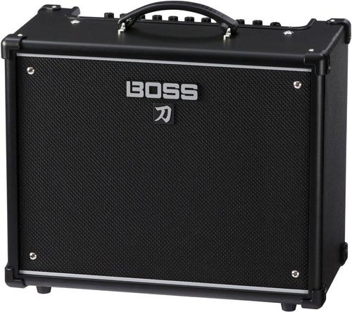 combo guitarra boss katana 50w ktn-50 confirma existencia /